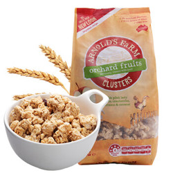 Fruit Processed Oatmeal of Arnold's Farm